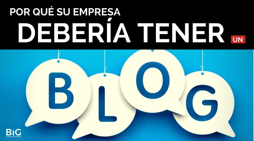 por-que-un-blog